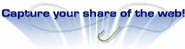 Capture your share of the Web!